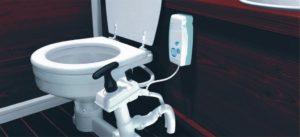 seasmart tuvalet temizleyici sistemi